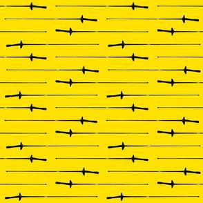 Foil, Yellow