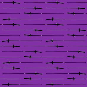 Foil, Purple