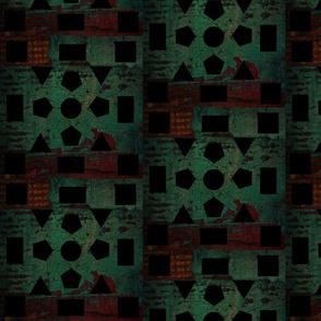 geometric tribal