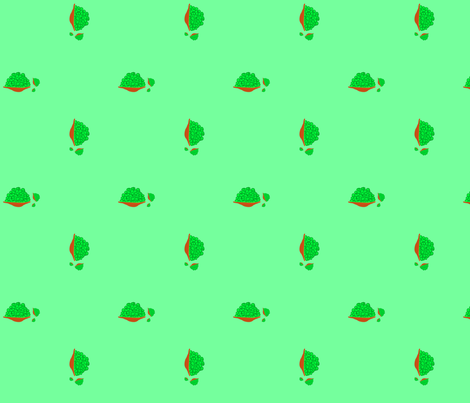 just peas 2 fabric by mojiarts on Spoonflower - custom fabric