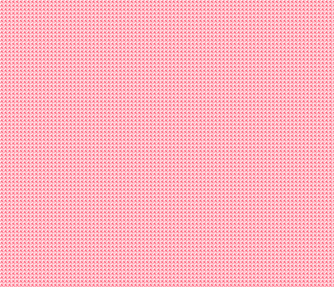 Uterus Houndstooth - Peach fabric by our_taboo_museum on Spoonflower - custom fabric