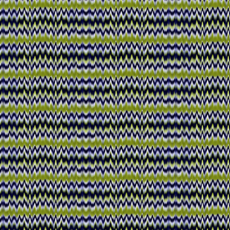 marbled zigzag stripe fabric by glimmericks on Spoonflower - custom fabric