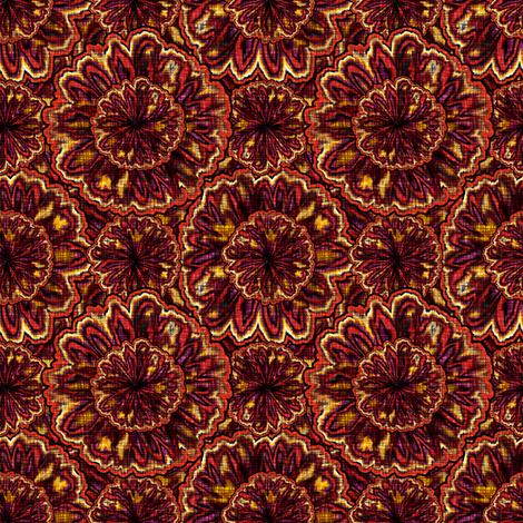 tie-died_jonquils fabric by glimmericks on Spoonflower - custom fabric