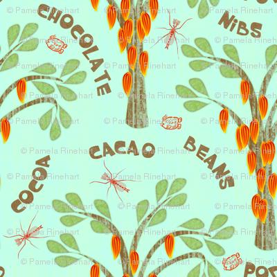 cacao midge kakaw bluer gigantic
