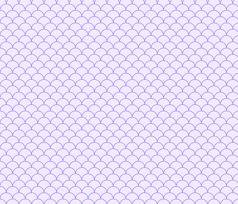 scallops orchid 2 fabric by mojiarts on Spoonflower - custom fabric
