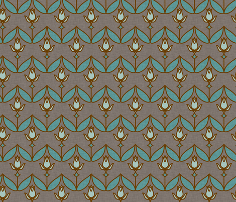 tulies fabric by holli_zollinger on Spoonflower - custom fabric