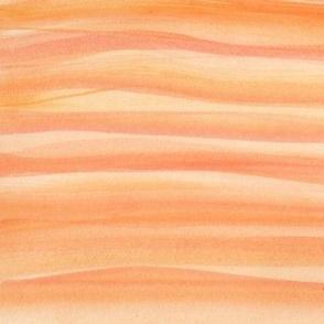 Tangerine stripe, horizontal