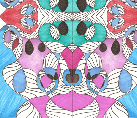 ART003 fabric by design_images on Spoonflower - custom fabric