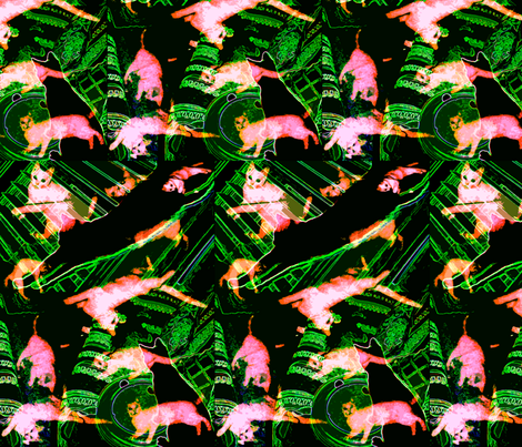 4cvdefghijjkpostercdefgh fabric by oscarwilde on Spoonflower - custom fabric