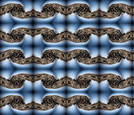 Twisted   fabric by mikep on Spoonflower - custom fabric