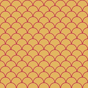 scallops mustard cayenne