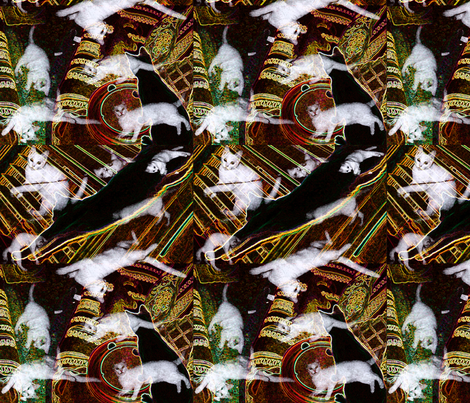 4cvd fabric by oscarwilde on Spoonflower - custom fabric