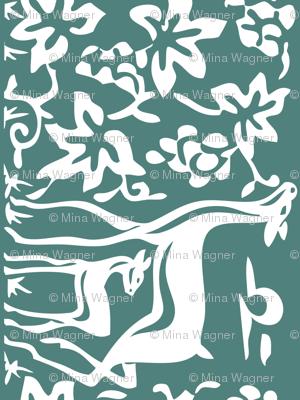 deer-grapes-close-vector-white-dk-bluegreen-75