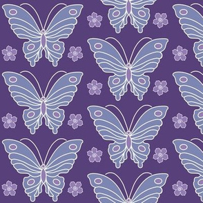 Butterfly-2-vector-NEW-chevreul-DK-PURPLE-265-lilac-264-periwinkle-231-w-flowerss