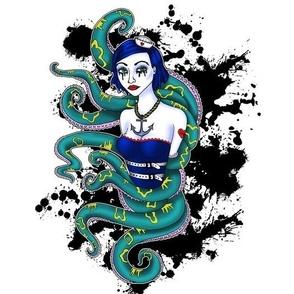 tentacle sailor girl
