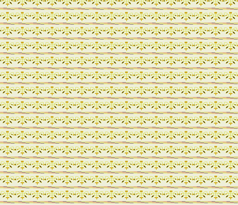 Maize, Row by Row fabric by olumna on Spoonflower - custom fabric