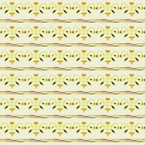 Maize, Row by Row