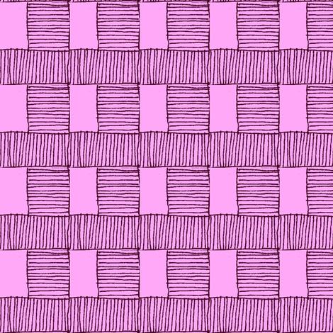Lined Plaid fabric by boris_thumbkin on Spoonflower - custom fabric