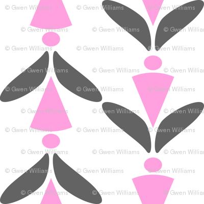 herringbone grey pink 3