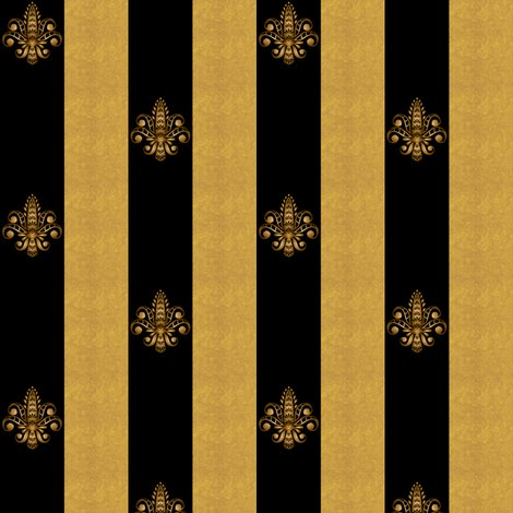 Rgold_and_black_fleur_de_lis_2_inch_wide_dblspac_shop_preview