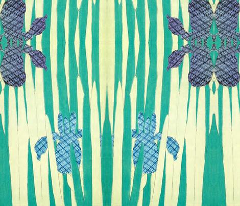 Undersea fabric by quinnanya on Spoonflower - custom fabric