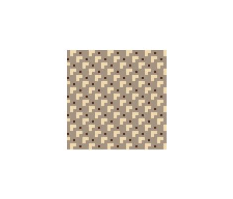 arrows.01 fabric by ornamentist on Spoonflower - custom fabric