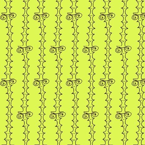 Bamboo Stilts fabric by boris_thumbkin on Spoonflower - custom fabric