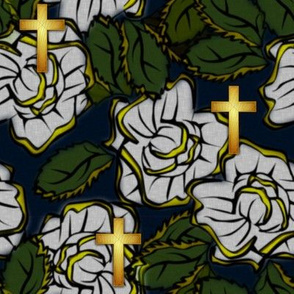 cross_gold_50s_floral_memphis_tender_mercies