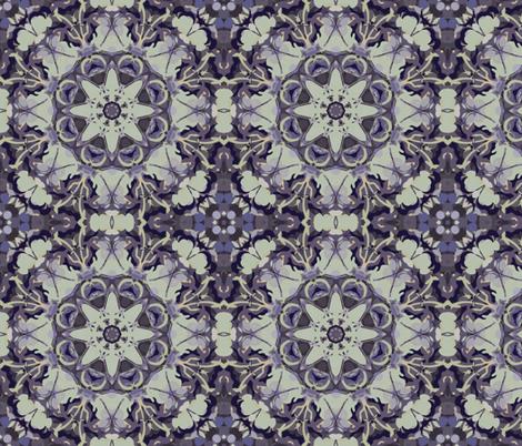 kaleidiscope dancefloor fabric by kociara on Spoonflower - custom fabric