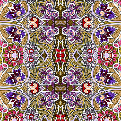 Everything In Its Place fabric by edsel2084 on Spoonflower - custom fabric
