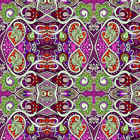 Time Machine to 1888 fabric by edsel2084 on Spoonflower - custom fabric