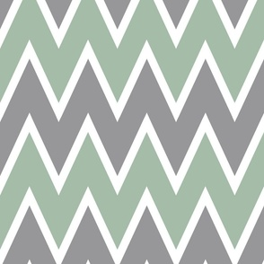 chevron-mint