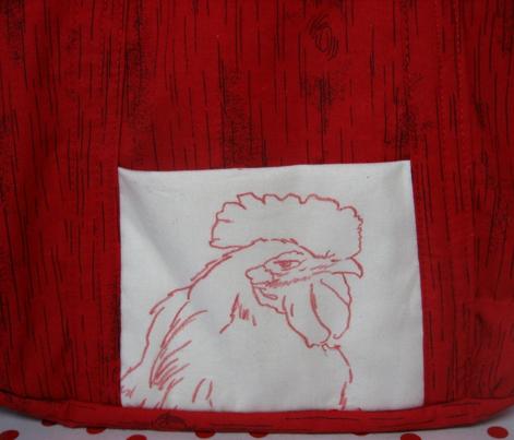 smug roo-red