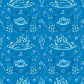 Shark Tea Party
