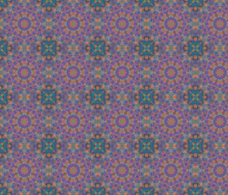 kaleidoscopic balloons fabric by kociara on Spoonflower - custom fabric
