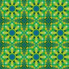 kaleidoscopic funky