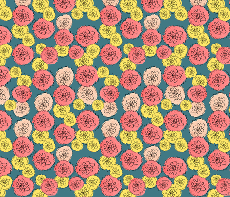 mum fabric by joybucket on Spoonflower - custom fabric