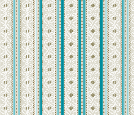 stripe-medium fabric by ottomanbrim on Spoonflower - custom fabric