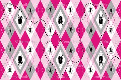 Beetles Argyle Candy