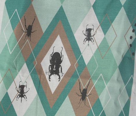 Beetles Argyle Sunday Best