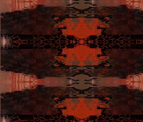 Zen Abstract fabric by lpjones on Spoonflower - custom fabric