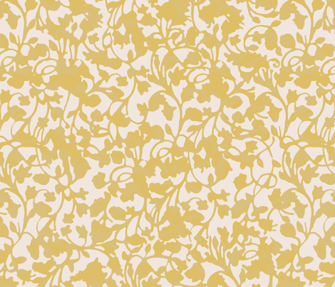 Earth_Gold fabric by garimadhawan on Spoonflower - custom fabric
