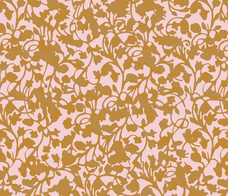 Earth_Caramel fabric by garimadhawan on Spoonflower - custom fabric