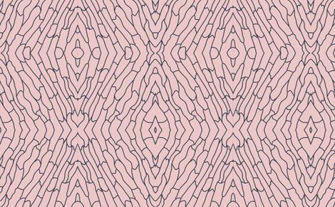 Pink Skin fabric by mewack on Spoonflower - custom fabric