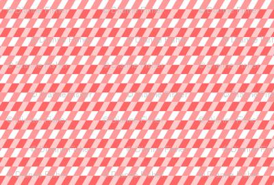 Diagonal checks in coral