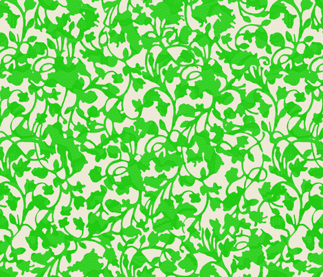 Earth_Green fabric by garimadhawan on Spoonflower - custom fabric