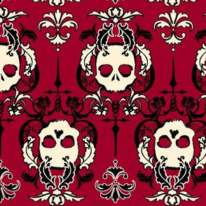 SkullScapes-Red