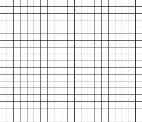 grid fabric by trizzuto on Spoonflower - custom fabric