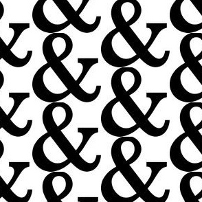 Ampersand, repeated