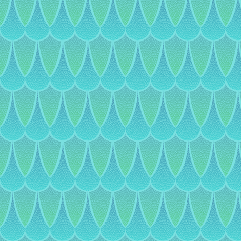 scaley scales fabric by glimmericks on Spoonflower - custom fabric